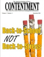 September 15 Contentment Cover image