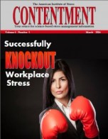 march 2015 Contentment Cover