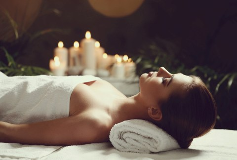 Ontspannings- Massage