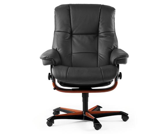 le fauteuil de bureau stressless mayfair m by stressless vous offre un grand confort