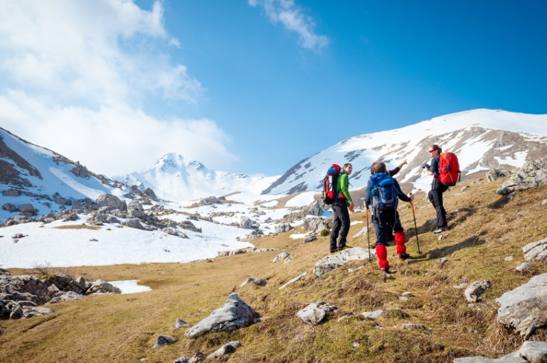 Climbing to new heights and maintaining your altitude