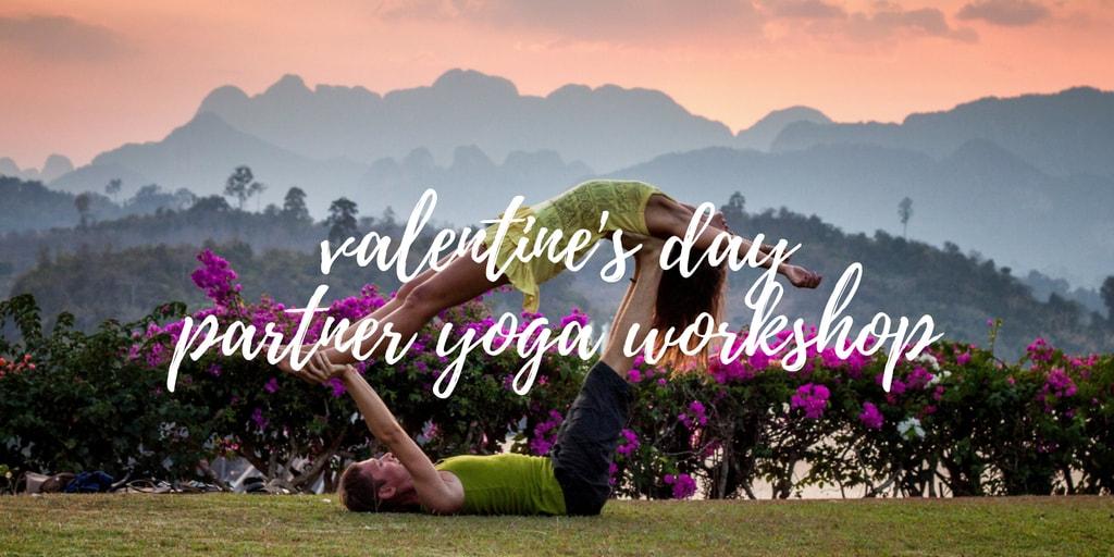 Valentines Day Yoga