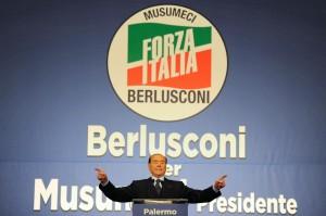 berlusconi a palermo regionali sicilia