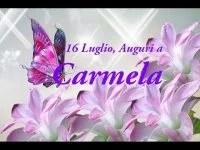 16 luglio 2021: buon onomastico a Carmelo, Carmela, Carmine e Carmen. IMMAGINI, VIDEO, FRASI per gli auguri su Facebook e WhatsApp