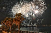 fuochi d'artificio reggio calabria festa madonna 2019
