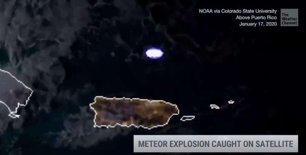 Meteor Flash