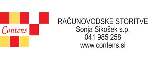 Contens računovodske storitve Sonja Sikošek s.p.
