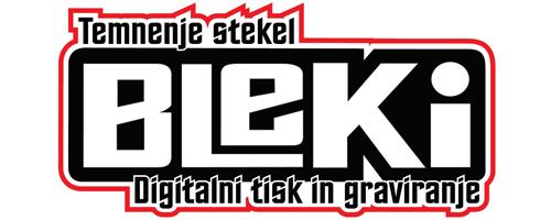 BLEKI - Temnenje stekel