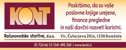 Kont d.o.o., računovodski servis