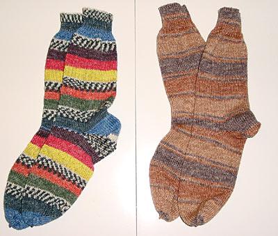 letzte Socken des Jahres / this year