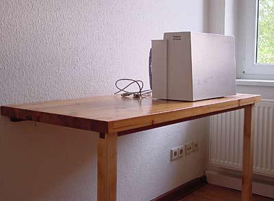 Elefantentisch / elephant table