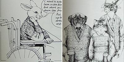 Zeichnungen, drawings