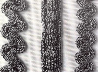 Borten, braids