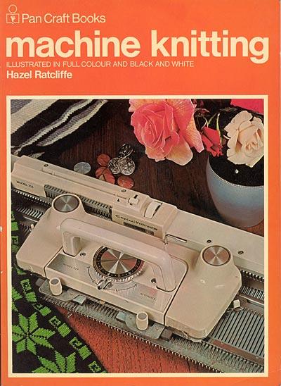 Hazel Ratcliffe, Machine knitting