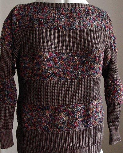 Pullover/sweater, Anny Blatt Victoria, GGH Caskade