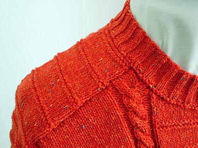 Jacobs Ladder sweater
