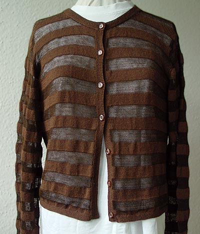 Plissé Jacket