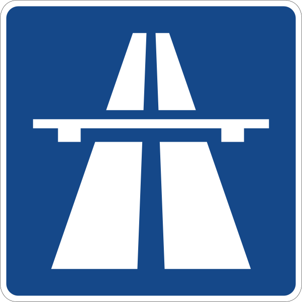 Zeichen 330: Autobahn