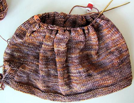 Simple Summer Sweater, Rumpf