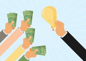 illustration of raising capital