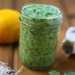 How to Make Nut-Free Pesto | StrictlyDelicious.com