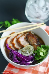 "Pork Belly ""Ramen"" Noodle Bowl {paleo & AIP} 