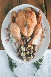 Bread-Free Roasted Vegetable Stuffing | StrictlyDelicious.com