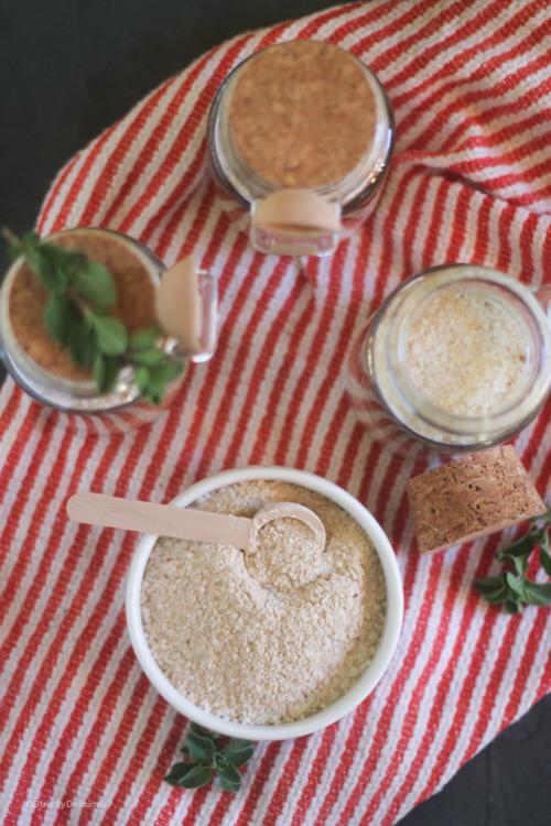 How to Make Shiitake Mushroom Salt | StrictlyDelicious.com