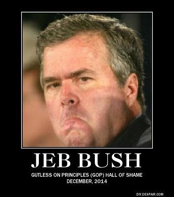 Jeb Bush GOP Hall of Shame