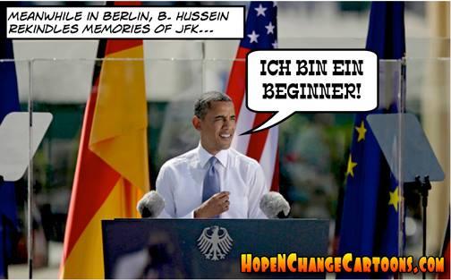 Obama Ich Bin Ein Beginner