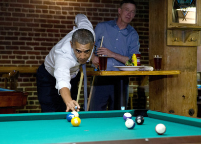 Barack Obama, John Hickenlooper