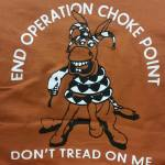 End Operation Choke Point