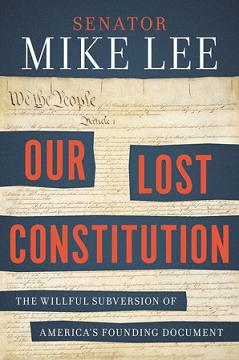 1 - Our Lost Constitution book cover