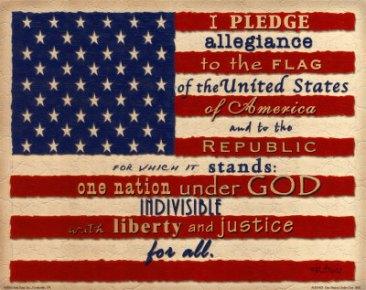 1 - Pledge of Allegiance