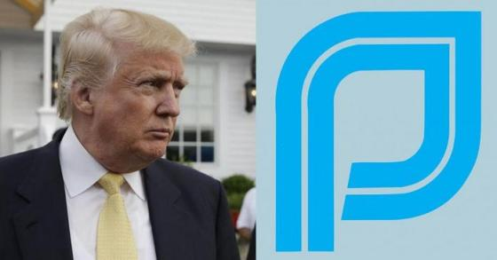 Donald Trump - Planned Parenthood