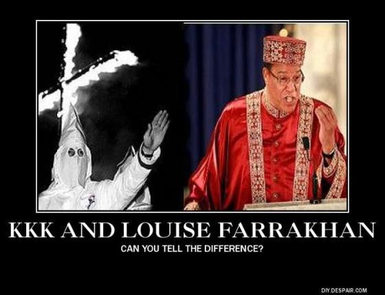 KKK Farrakhan