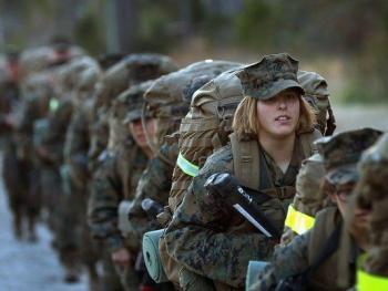Military - women