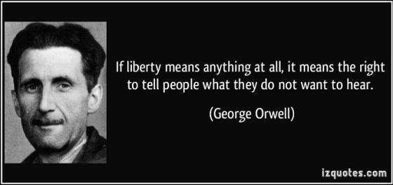 Liberty - free speech