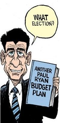 Paul Ryan - what election