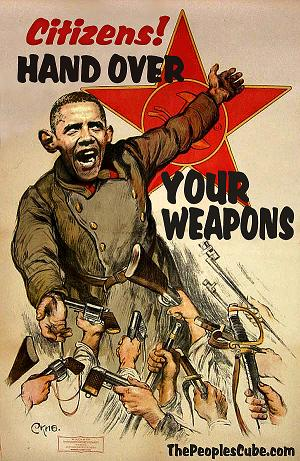 Gun - Citizens hand over your weapons