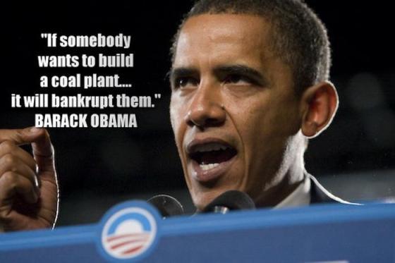 Obama bankrupt coal