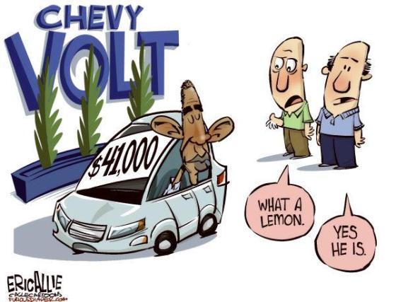 Chevy Volt a lemon