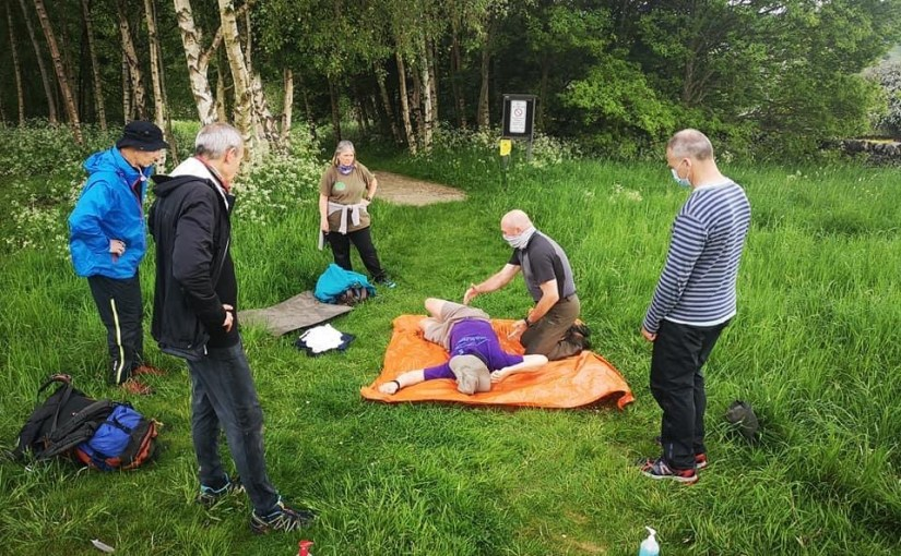 FRA Outdoor First Aid Course