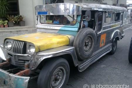 Filipino Jeepney Driver