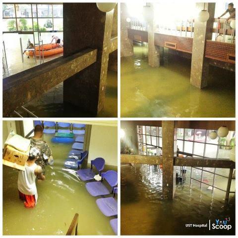 Ust Hospital Flood