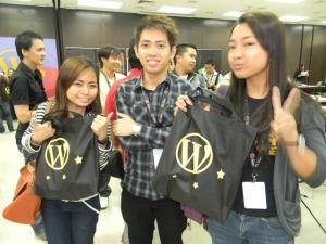Wordcamp Philippines 2012 New Friends 2