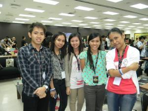 Wordcamp Philippines 2012 New Friends 3