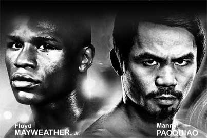 Pacquiao VS Mayweather 2013