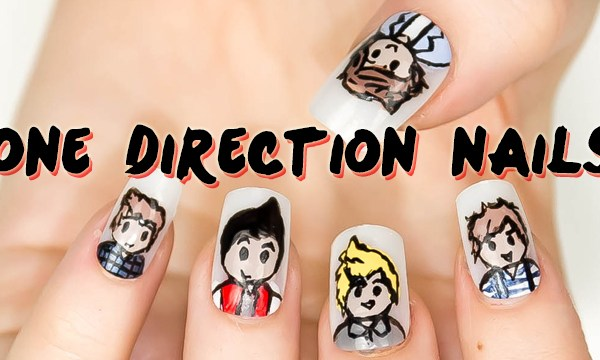 1D Nail Designs