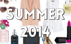 Summer 2014 Outfits